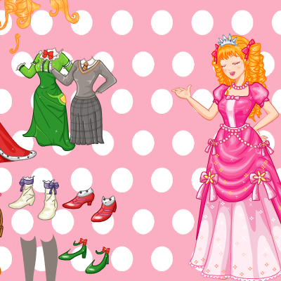 Barbie Dress Up Games 2