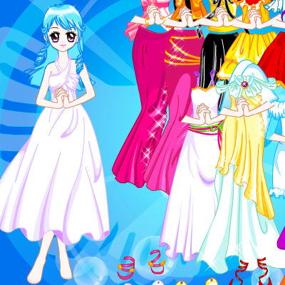 Fashion Wedding Dress: Dress-up Games For People Who Love