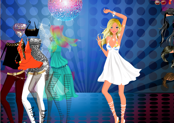 dress up girl games for free online