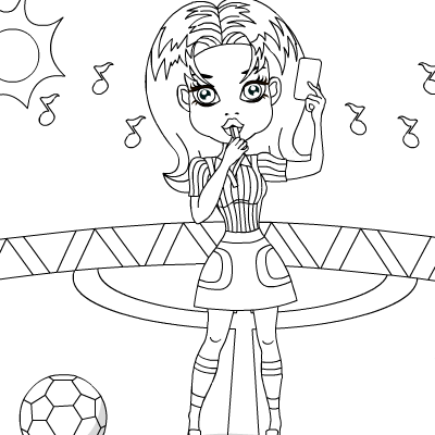 coloring games for girls 2 - Coloring Pages For Girl 2