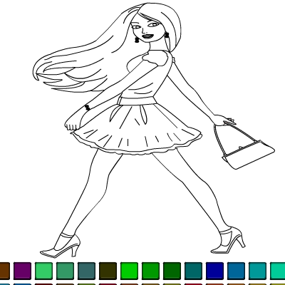 coloring games for girls - Coloring Games For Girls