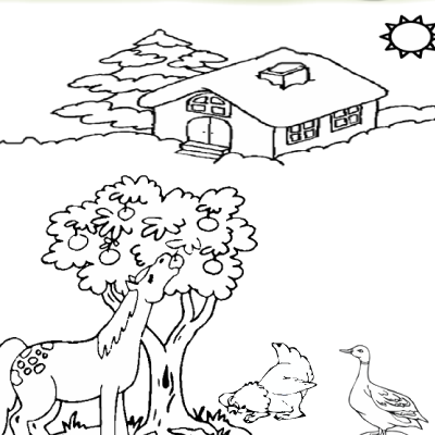 Coloring Games for Kids | Coloring Pages To Print