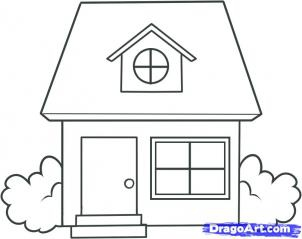 house 5 how to draw a house 6 how to draw a house 7