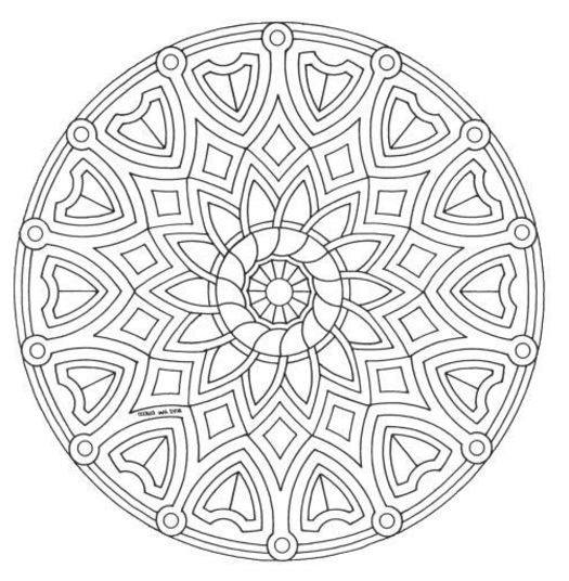 s abstract coloring pages - photo #10
