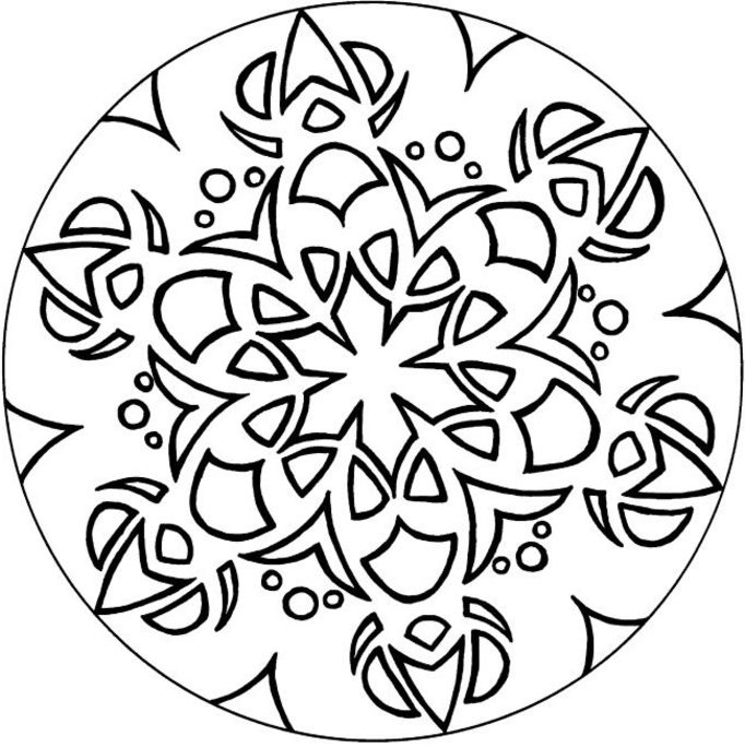 Versatile image pertaining to advanced coloring pages printable