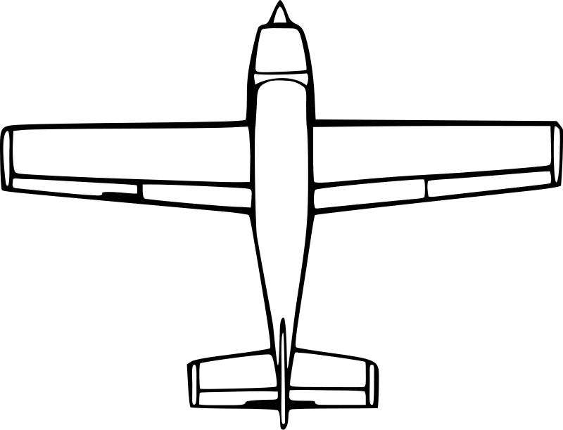 coloring book pages of airplanes - photo#23