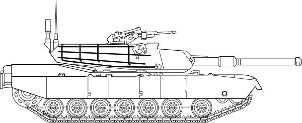 army coloring pages 2