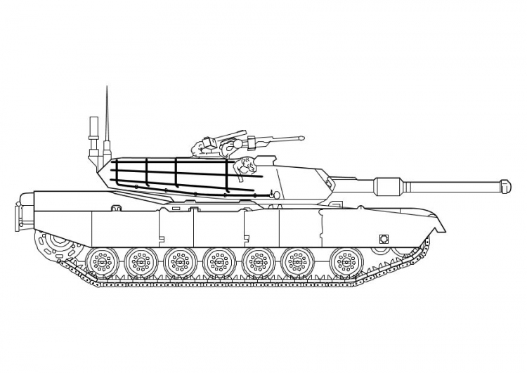 Army Coloring Pages – Army Trips Worksheet