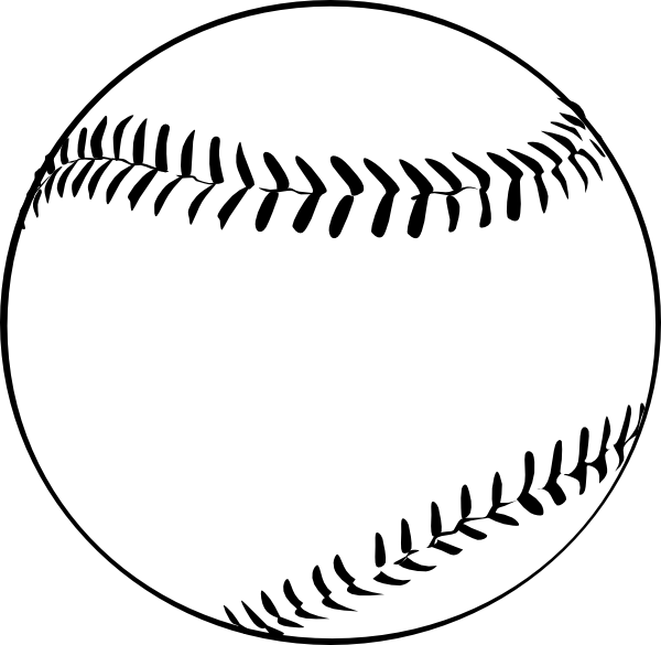 softball coloring pages - photo #40