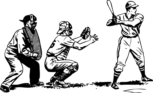 baseball coloring pages 4
