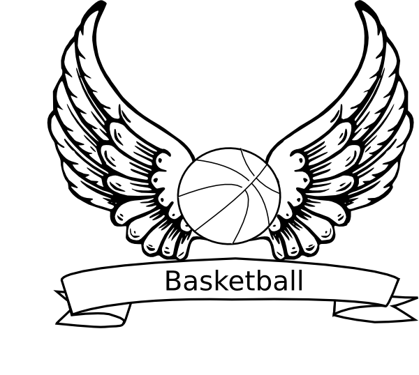 girl basketball coloring pages - photo#23