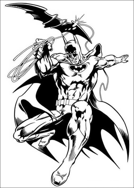 free printable coloring pages of batman | Batman Coloring Pages 2 | Coloring Pages To Print