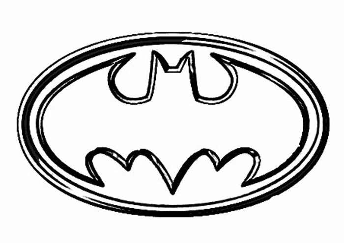 free coloring pages batman - photo#28