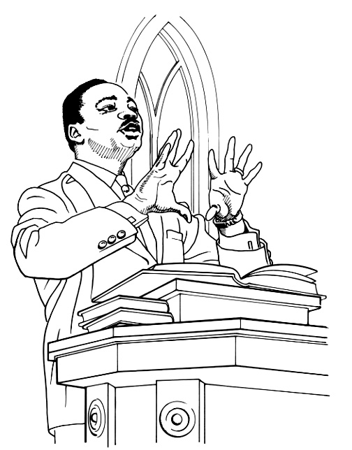 Black History Coloring Pages | Coloring Pages To Print
