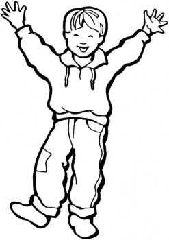 Boy Coloring Pages Coloring Pages To Print