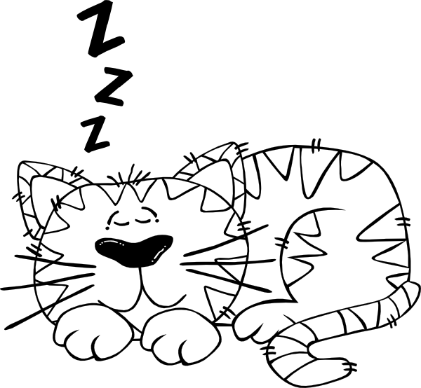 Cat Coloring Pages 2  Coloring Pages To Print