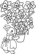 easter coloring sheets 3