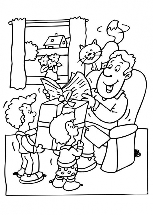 Family Coloring Pages Coloring Pages To Print Family Colouring Pages