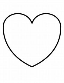 Heart Coloring Pages 2 Coloring Pages To Print