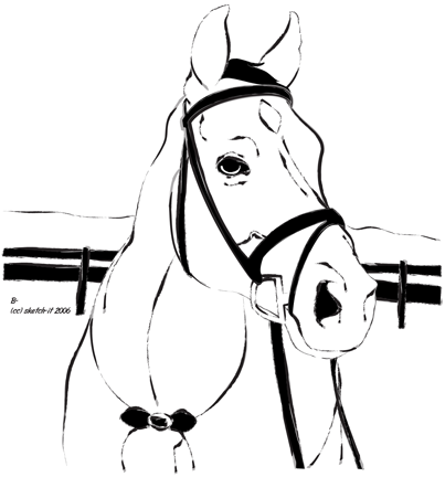 Horse Coloring Pages on Horse Coloring Pages 2   Coloring Pages To Print