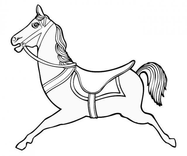 horse coloring pages to print coloring pages to print