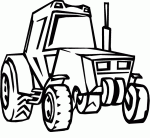 john deere coloring pages 4
