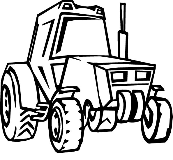 deere coloring pages 4 john deere coloring pages john deere coloring ...