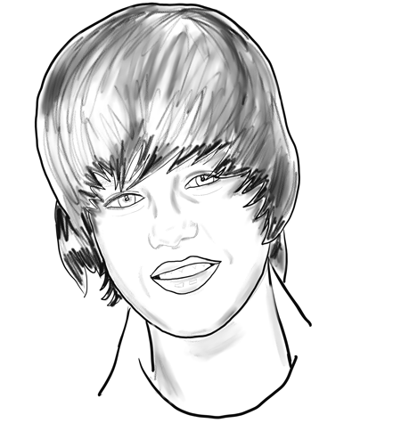 Justin Bieber Coloring Pages on Index Of  Images Justin Bieber Coloring Pages 2