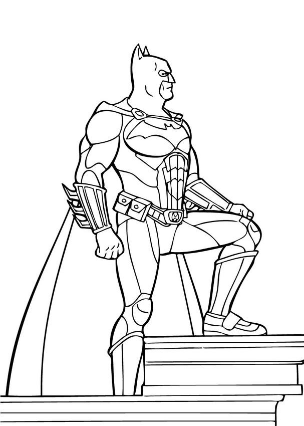 marvel coloring pages 3