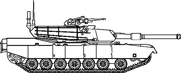 Military Coloring Pages 2