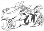 motorcycle coloring pages 2