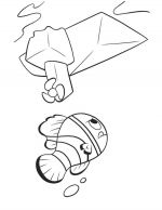 finding nemo coloring pages 11
