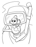 finding nemo coloring pages 12