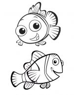 finding nemo coloring pages 4