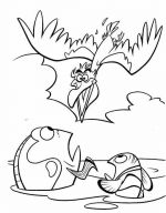 finding nemo coloring pages 6