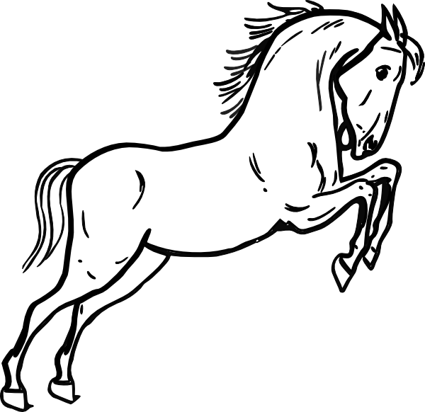 coloring pages ponies - photo#2