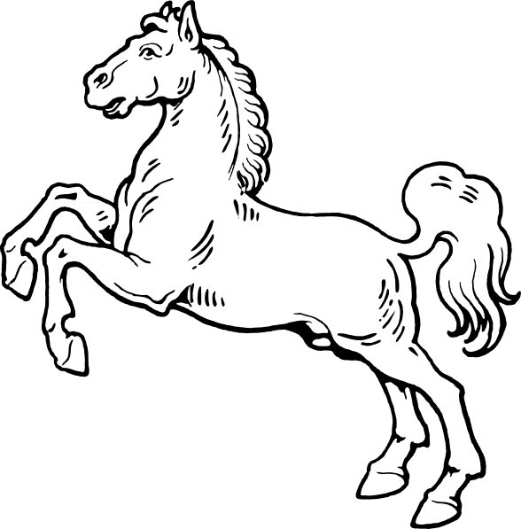 coloring pages ponies - photo#12