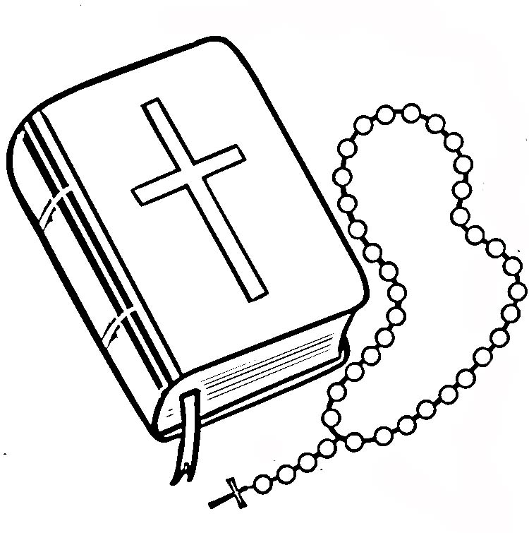 religious coloring pages 4