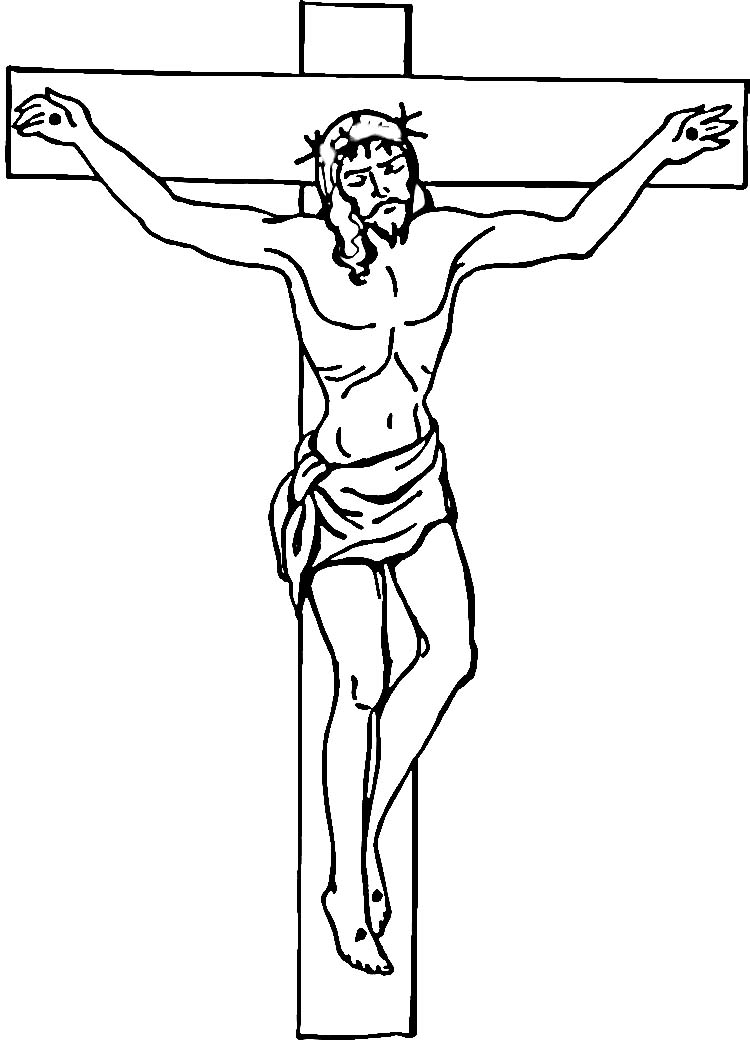 religious coloring pages 6 - Religious Coloring Books