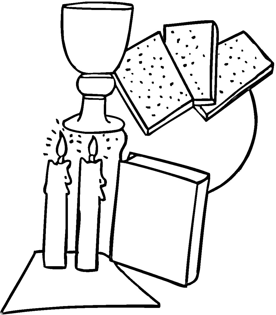 Coloring Pages Religious : Religious coloring pages to print