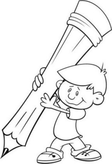 school coloring pages 2 - Coloring Pages School