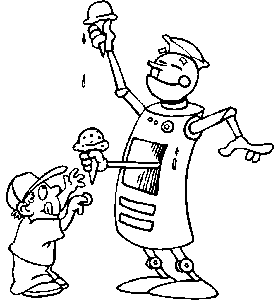science coloring pages 4 - Science Coloring Pages