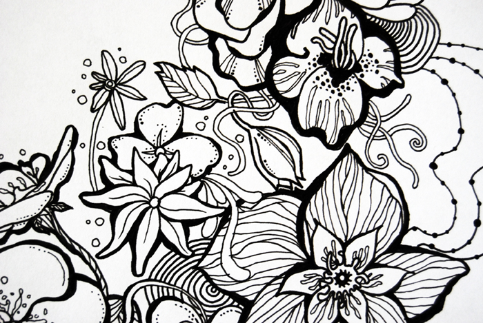 spring coloring pages 4