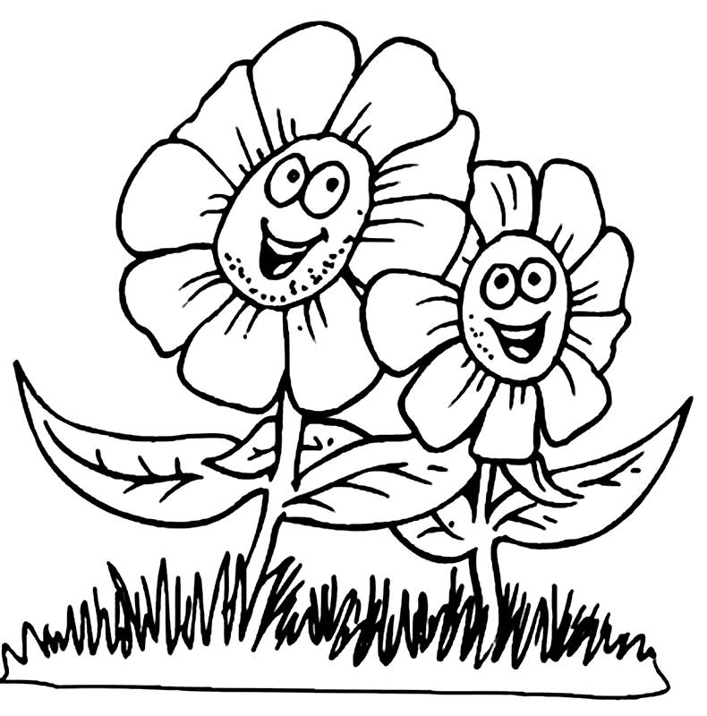 printable coloring pages for sping - photo#32