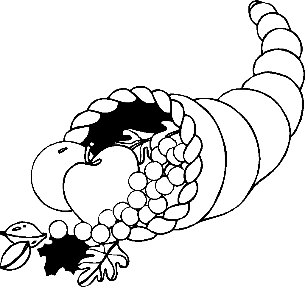 Thanksgiving Coloring Pages | Coloring Pages To Print