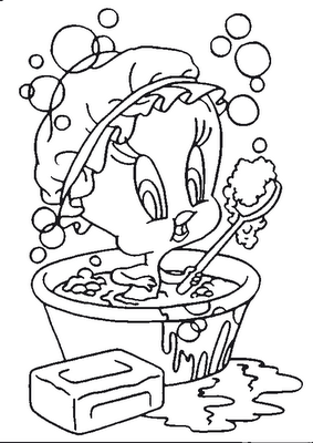 Tweety Coloring Pages 2 Coloring Pages To Print