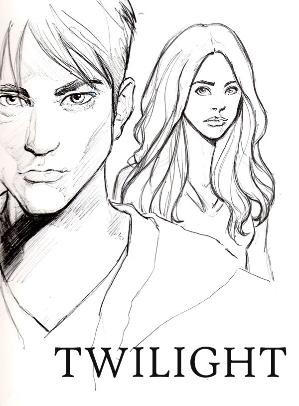 printable twilight coloring pages - photo#2
