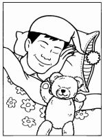wiggles coloring pages