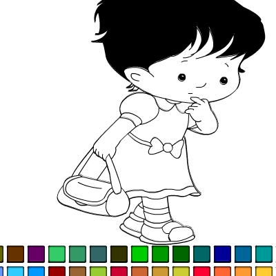 Coloring Games Online for Girls | Coloring Pages To Print