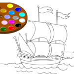 online coloring games 2